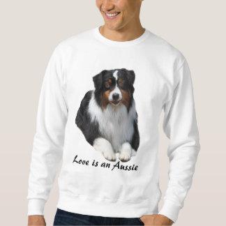Australian Shepherd Guardian Unisex Sweatshirt