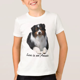 Australian Shepherd Guardian Youth Unisex Shirt