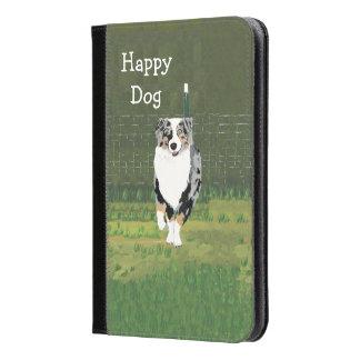 """Australian Shepherd """"Happy Dog"""""""