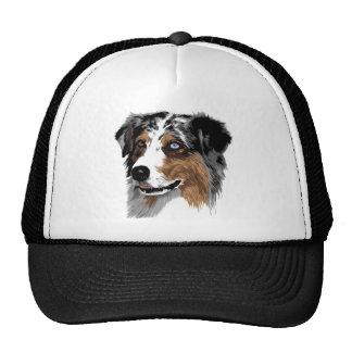 Australian Shepherd Hats