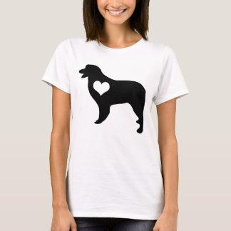 Australian Shepherd Heart T-Shirt