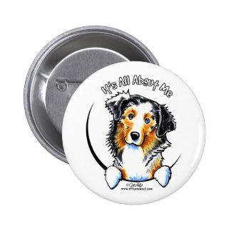 Australian Shepherd IAAM Button