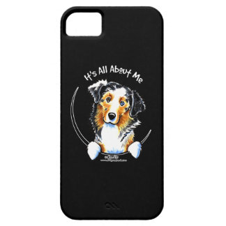 Australian Shepherd IAAM iPhone SE/5/5s Case