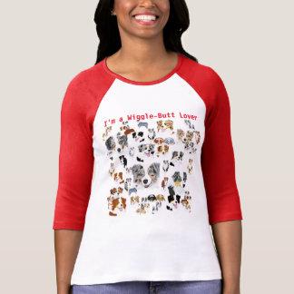 "Australian Shepherd ""I'ma Wiggle-butt Lover"" Shirt"