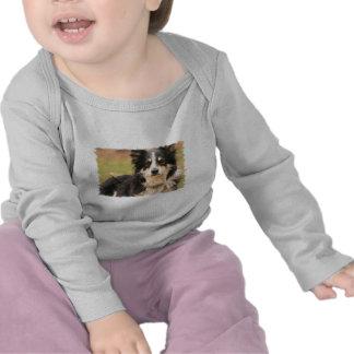 Australian Shepherd Infant T-shirts
