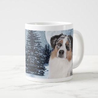 Australian Shepherd Jumbo Mug