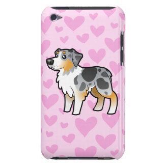 Australian Shepherd Love iPod Touch Cover