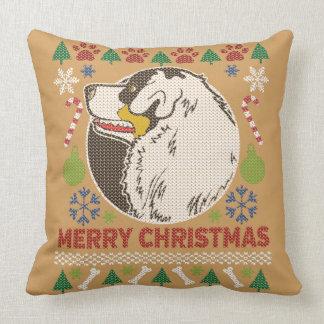 Australian Shepherd Merry Christmas