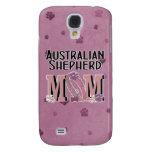Australian Shepherd MOM Galaxy S4 Covers