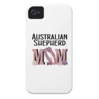Australian Shepherd MOM iPhone 4 Covers