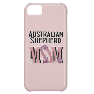 Australian Shepherd MOM iPhone 5C Covers