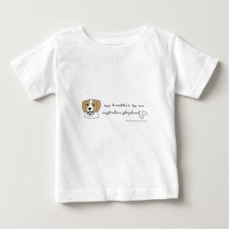 australian shepherd - more breeds infant t-shirt