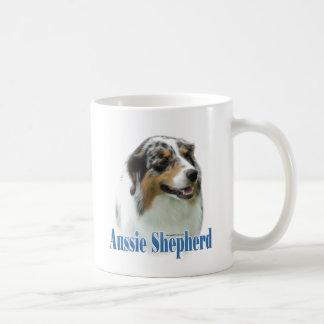 Australian Shepherd Name Coffee Mug
