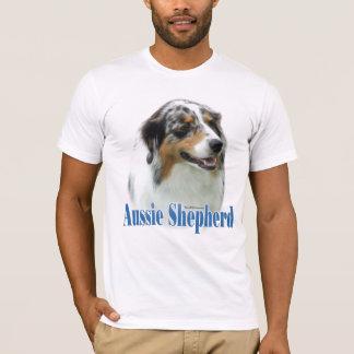 Australian Shepherd Name T-Shirt