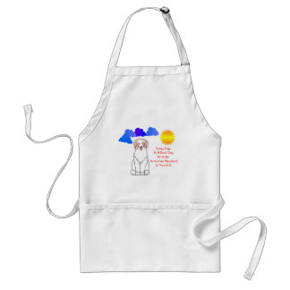 Australian Shepherd Red Every Day Is A Good Day Adult Apron