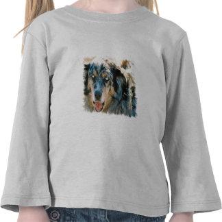 Australian Shepherd Rescue Toddler T-Shirt