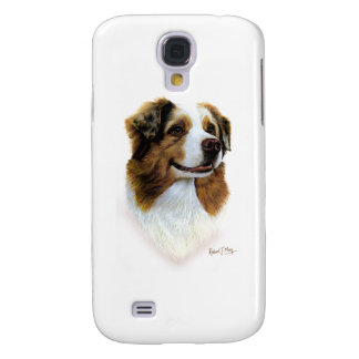 Australian Shepherd Samsung S4 Case