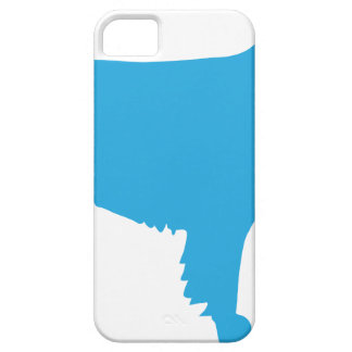 Australian Shepherd Silhouette iPhone SE/5/5s Case