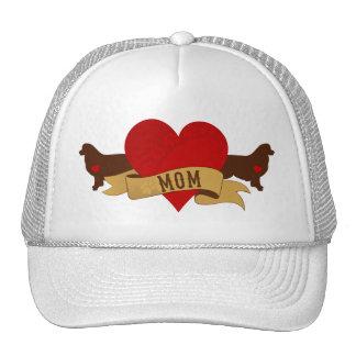 Australian Shepherd [Tattoo style] Trucker Hat