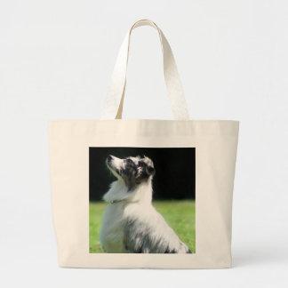 Australian Shepherd tote bag