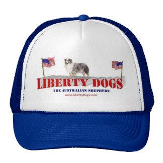 Australian Shepherd Trucker Hat