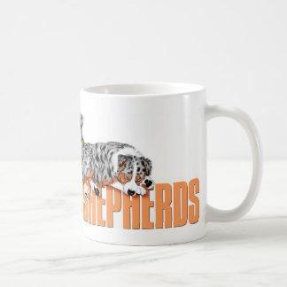 Australian Shepherds Mug