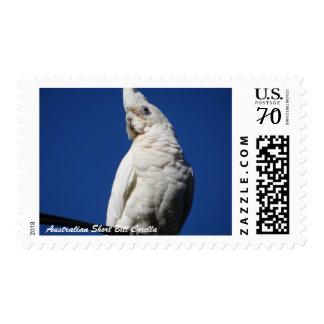 Australian Short Bill Corella 68c Stamp