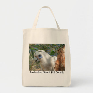 Australian Short Bill Corella Tote Bag