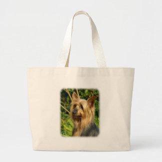 Australian Silky Terrier design Canvas Bag