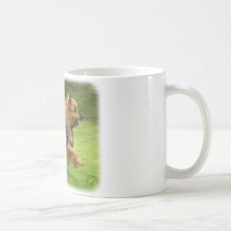 Australian Silky Terrier design Coffee Mugs