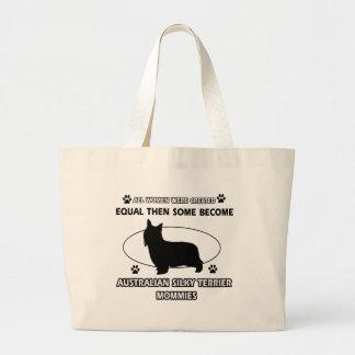 Australian Silky Terrier Mommy Bag