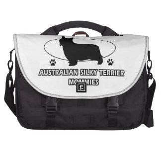 Australian Silky Terrier Mommy Bag For Laptop
