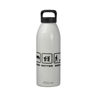 Australian Silky Terrier Drinking Bottle