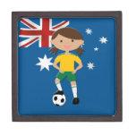 Australian Soccer Girl 4 Premium Gift Box