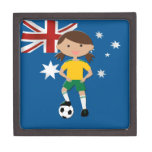 Australian Soccer Girl 4 Premium Gift Boxes