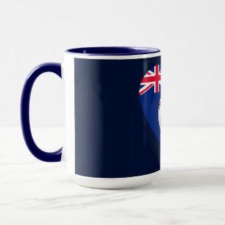 """Australian Soccer Team. Soccer of """"AUSTRALIA """" Mug"""