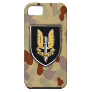 Australian Special Air Service iPhone 5 Covers