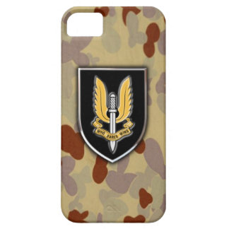 Australian Special Air Service iPhone 5 Cover