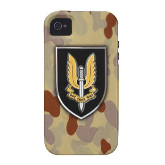 Australian Special Air Service Vibe iPhone 4 Cover