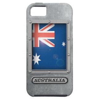 Australian Steel iPhone SE/5/5s Case