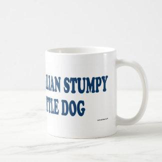 Australian Stumpy Tail Cattle Dog Blue Coffee Mug
