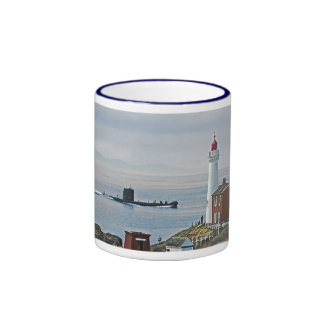 "Australian Submarine ""Onslow"" Coffee Mugs"