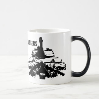 Australian Tankie color change mug