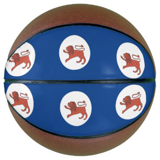 Australian Tasmania Flag Basketball