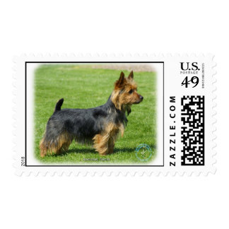 Australian Terrier 9R044D-62 Stamps