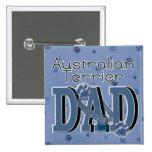 Australian Terrier DAD Pins