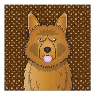 Australian Terrier Dog Cartoon Paws Photograph