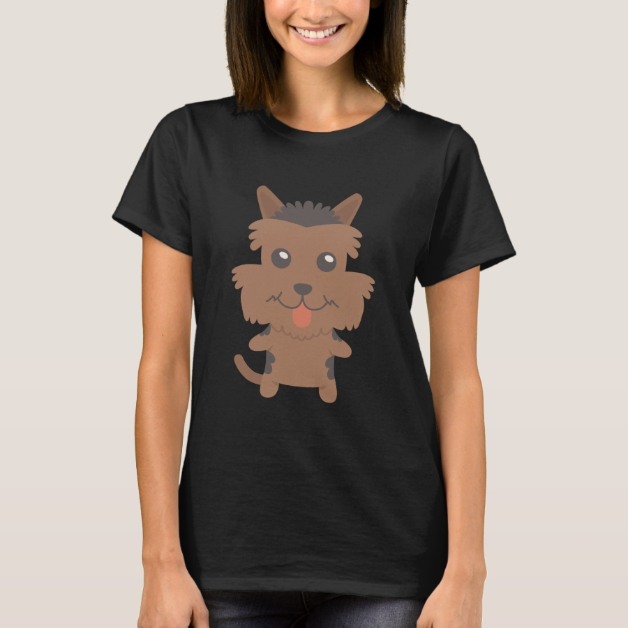 Australian Terrier Gift Idea T-Shirt - Best Selling Long-Sleeve Street Fashion Shirt Designs