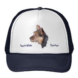 Australian Terrier Gifts Trucker Hat