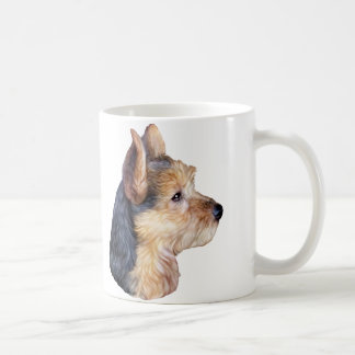 Australian Terrier HS Classic White Coffee Mug